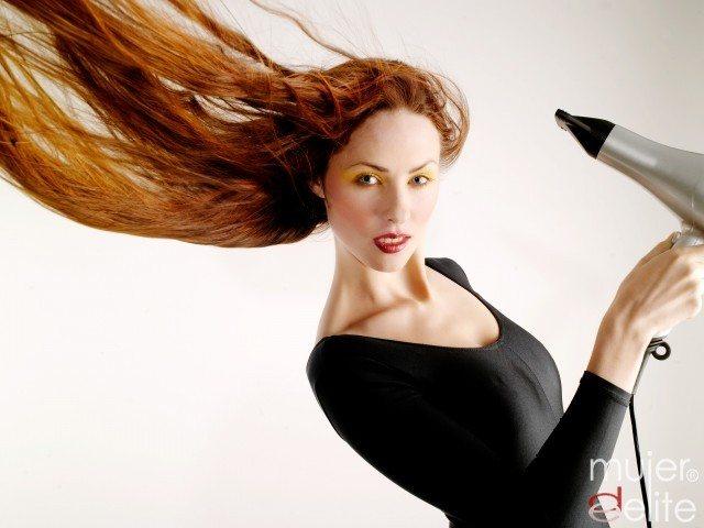 Los cuidados del pelo te�ido