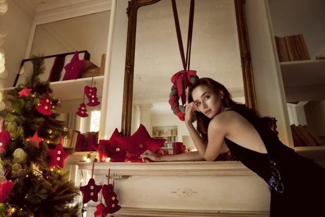 Como Decorar Jarrones Navide?os ~ Tendencias para decorar la casa esta Navidad  MujerdeElite