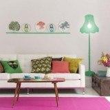 Llena de color los muebles y elementos decorativos de tu hogar este invierno 2014