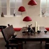 L�mparas y elementos decorativos de colores para llenar de vitalidad tu hogar este invierno