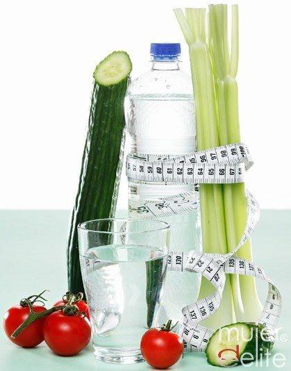 Menú depurativo para eliminar toxinas y adelgazar tras los excesos