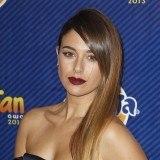 Blanca Su�rez combina labios mate con ropa brillante
