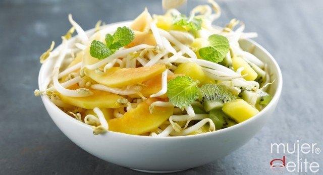 Con la dieta de la soja puedes perder 3 kilos en dos semanas