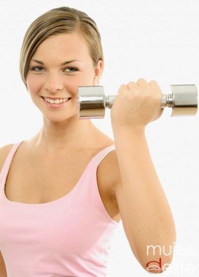 Ejercicios para fortalecer y tonificar brazos, hombros, pecho y espalda