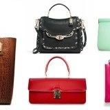 Los bolsos y las carteras de mano llegan cargados de color para la pr�xima primavera-verano 2014