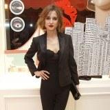 Ana Fern�ndez tambi�n nos deja un look de lo m�s sexy para lucir radiante este San Valent�n