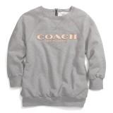 Coach ha creado unos modelos de sudaderas de lo m�s chic para esta primavera-verano 2014