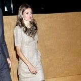 La princesa Letizia es una gran aficionada a enfundarse en minifaldas y lucir piernas