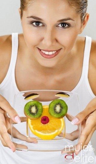 Los alimentos ricos en vitamina C son excelentes para combatir la celulitis