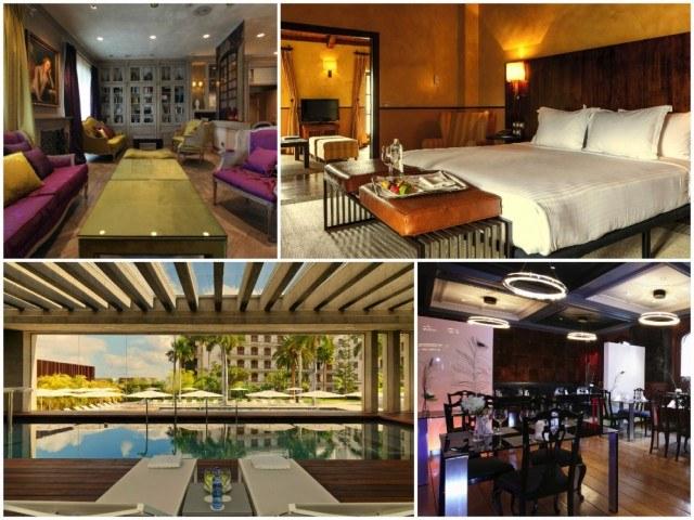 Los hoteles de lujo 5 estrellas de espa a con mejor - Hoteles con cocina en madrid ...
