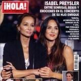 Isabel Preysler y Tamara Falc� en el concierto de Enrique Iglesias, portada de