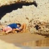 Antonio Canales y su novio: �pura pasi�n en la playa!