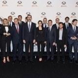 Don Felipe y do�a Letizia presiden la fiesta del 25� aniversario de Antena 3