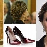 Letizia Ortiz, la elegancia hecha