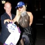 Lady Gaga: �marcando pez�n!