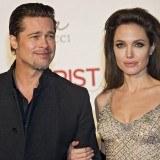 Angelina Jolie y Brad Pitt, la pareja internacional de enamorados con m�s estilo