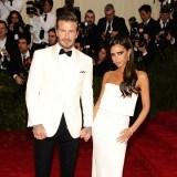David y Victoria Beckham, la segunda pareja internacional con m�s estilo