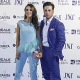 Paula Echevarr�a y David Bustamante, la pareja de famosos nacional con m�s estilo
