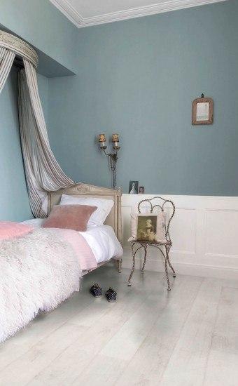 Dormitorio decorado al estilo shabby chic fotos - Dormitorio shabby chic ...