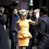Lady Gaga es la reina de los tacones altos