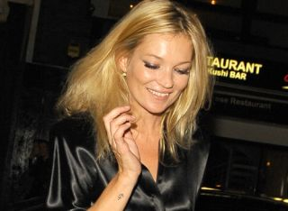 Copia el look de Kate Moss