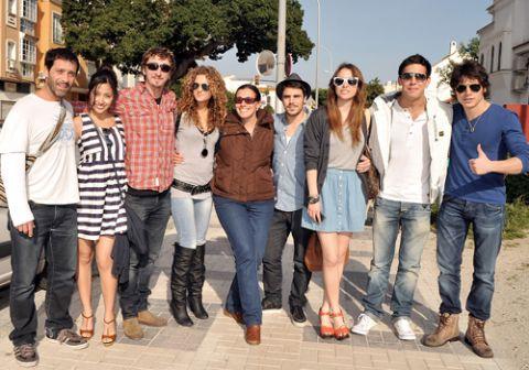 Los actores m s populares se dan cita en el festival de for Casa de citas malaga