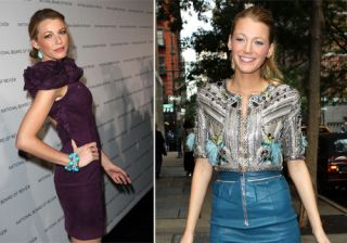 Copia el look de Blake Lively