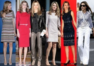 �Copia el look de la princesa Letizia!