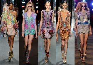 Custo Barcelona: Facebook y 3D para innovar en la New York Fashion Week