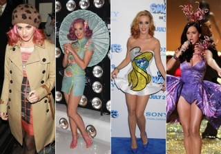 Los looks de Katy Perry ¡todas sus fotos!