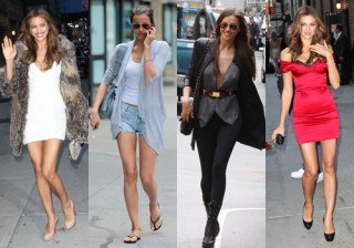 Copia el look de Irina Shayk