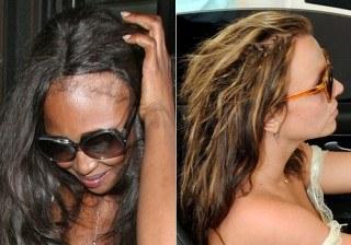 Corte pelo disimular entradas mujer