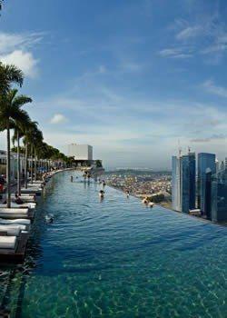 Los hoteles con las mejores piscinas del mundo galera de for Hoteles con piscinas