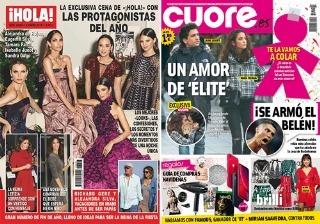 24584b75b5b La cena del año y el amor de Jaime Lorente y María Pedraza
