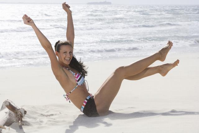 Foto Cómo poner a punto tu cuerpo para el bikini