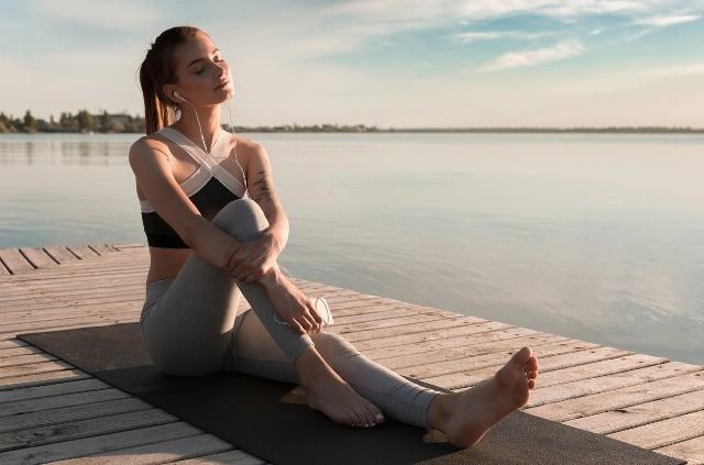 Foto Aprender a respirar y practicar técnicas de relajación, muy eficaces contra el estrés