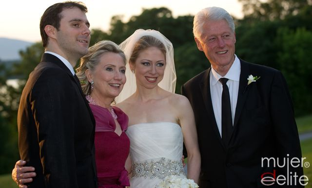 Foto La boda de Chelsea Clinton