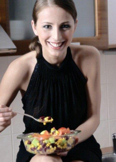 Foto La ensalada, el plato comodín del verano para una cena rápida y ligera