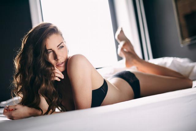 Foto Lencería sexy, fundamental para volver loco a un hombre