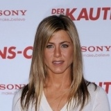 Jennifer Aniston y sus mechas doradas