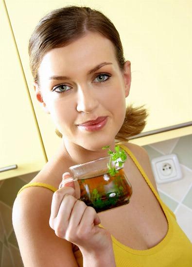 Foto El té verde, fuente natural de antioxidantes para el otoño