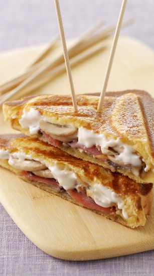 Foto Ideas para preparar una comida o cena informal a base de sándwiches