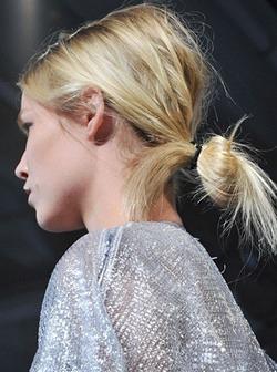 Foto El Low Knot, el peinado más natural
