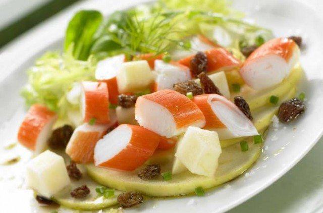 Foto Los beneficios y propiedades del surimi