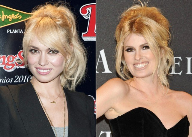 Foto Copia el peinado sesentero a lo Brigitte Bardot de Patricia Conde o Adriana Abenia