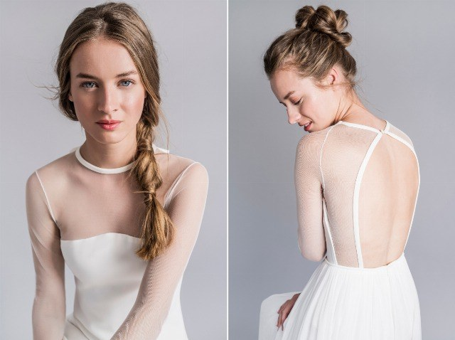 Foto Tratamientos de belleza para lucir espalda con tu vestido de novia
