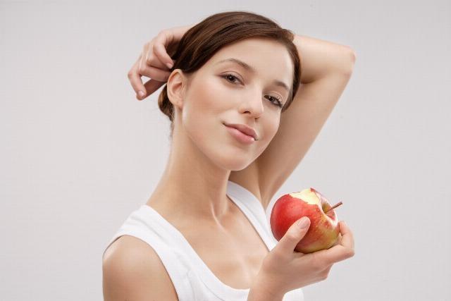 Foto La dieta a seguir para lucir una piel joven y sana