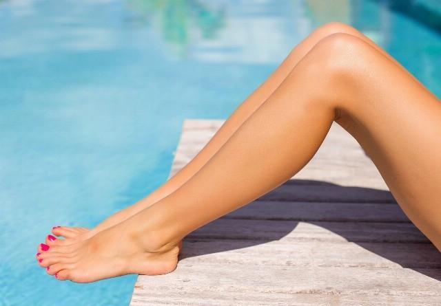 Foto Así debes cuidar la piel de piernas y pies