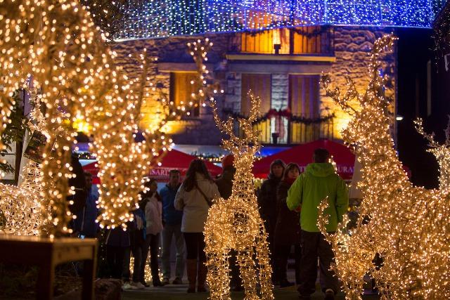 Foto Planifica una escapada en Navidad y huye de las discusiones