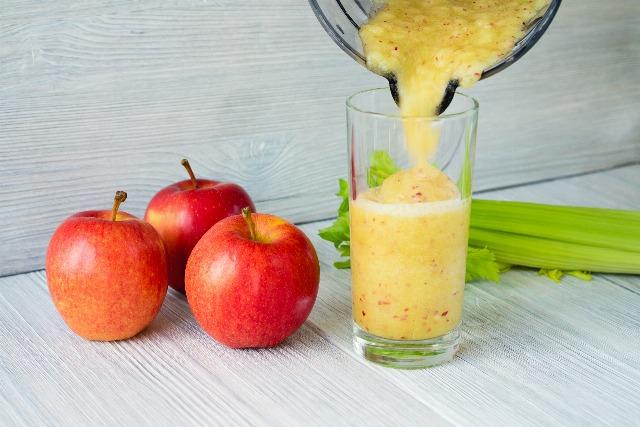 Foto Los batidos de fruta sacian tu apetito y son muy sanos